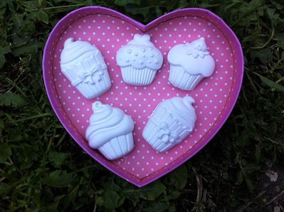 50 gessetti cupcake  e biscotti