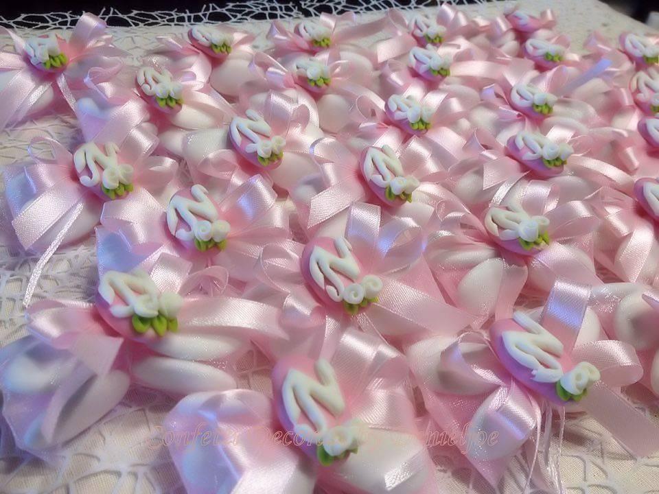 Sacchettini con confetti