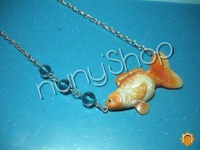 Collana Pesce Rosso