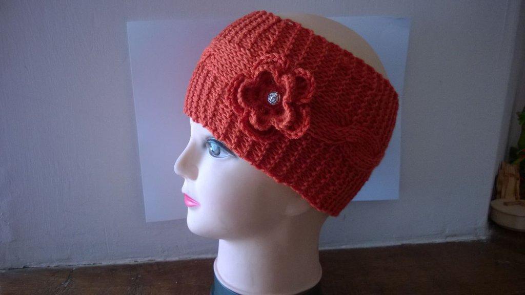 Fasce e cappelli in lana