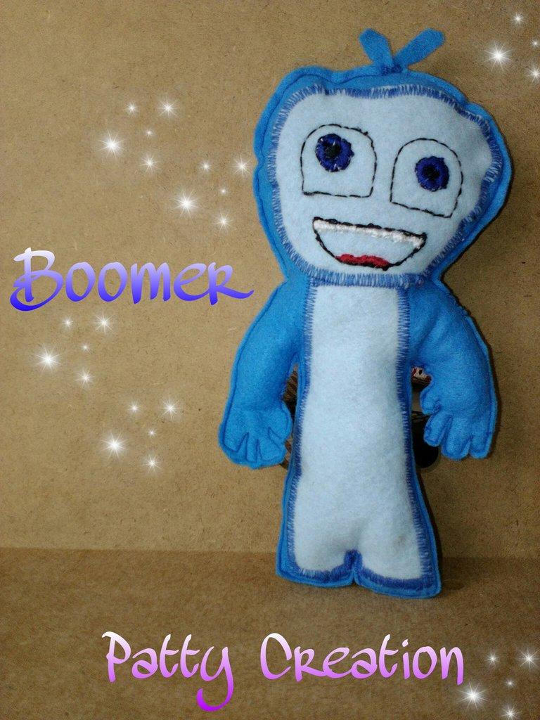 Gli Amici di Kate e Mim Mim: Boomer