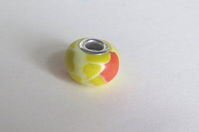 5 Perle a foro largo Polymer PFL96