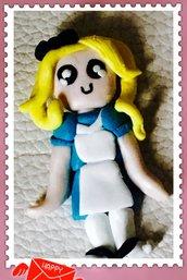 Bomboniera segnaposto Alice