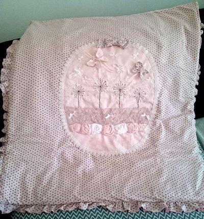Corredo neonata rosa