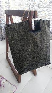 Shopping Bag Shantung