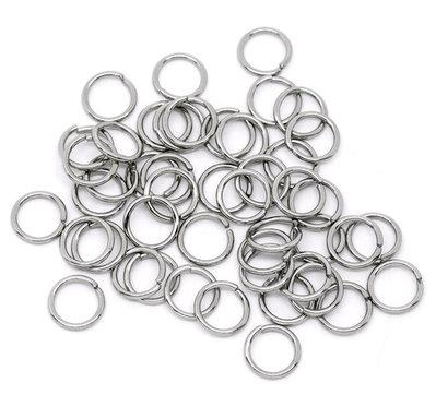anellini 10 mm 10 pz