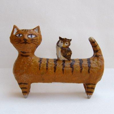 Il Gatto e il gufetto