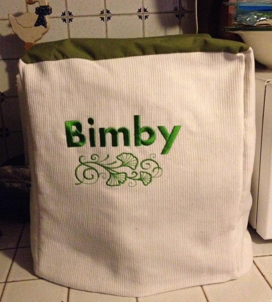 Custodia a copertura del bimby per la casa e per te - Macchina per cucinare bimby ...