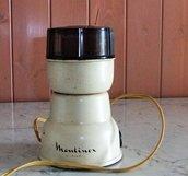 Macinino caffè vintage Moulinex anni 60