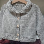 Cardigan Baby Merino
