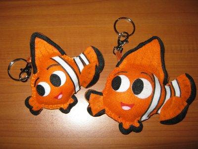 Nemo pesciolino portachiavi