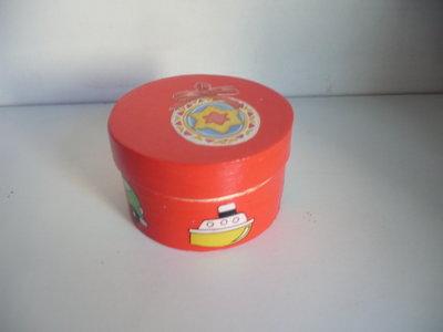 scatola rossa