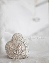 segnaposto matrimonio cuore