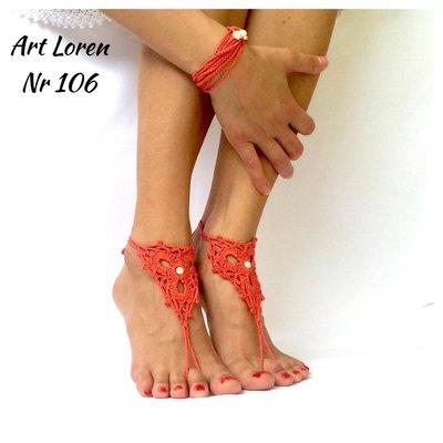 Bracciale per i  piedi - SET