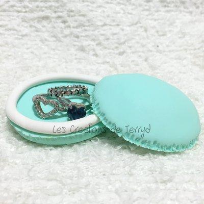 Macaron porta bijoux