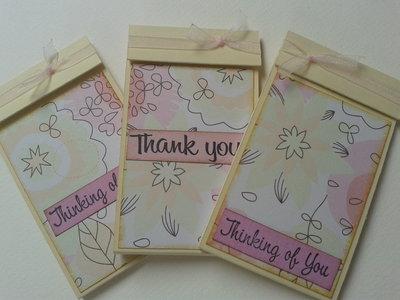 Block notes giallo e rosa blocchetto tascabile