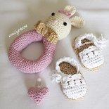 Espadrille per neonata