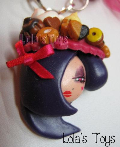 Lolita STREGATTO. (pezzo unico)