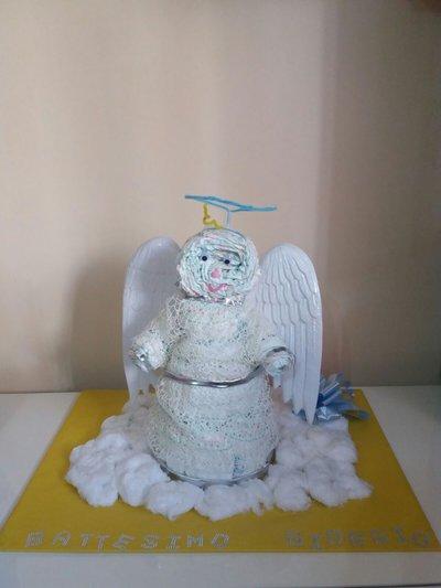 Angioletto Torta di pannolini