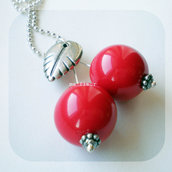 CHERRY#2 necklace