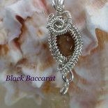 Ciondolo in Silver Filled e Agata