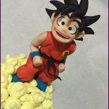 Cake Topper Goku