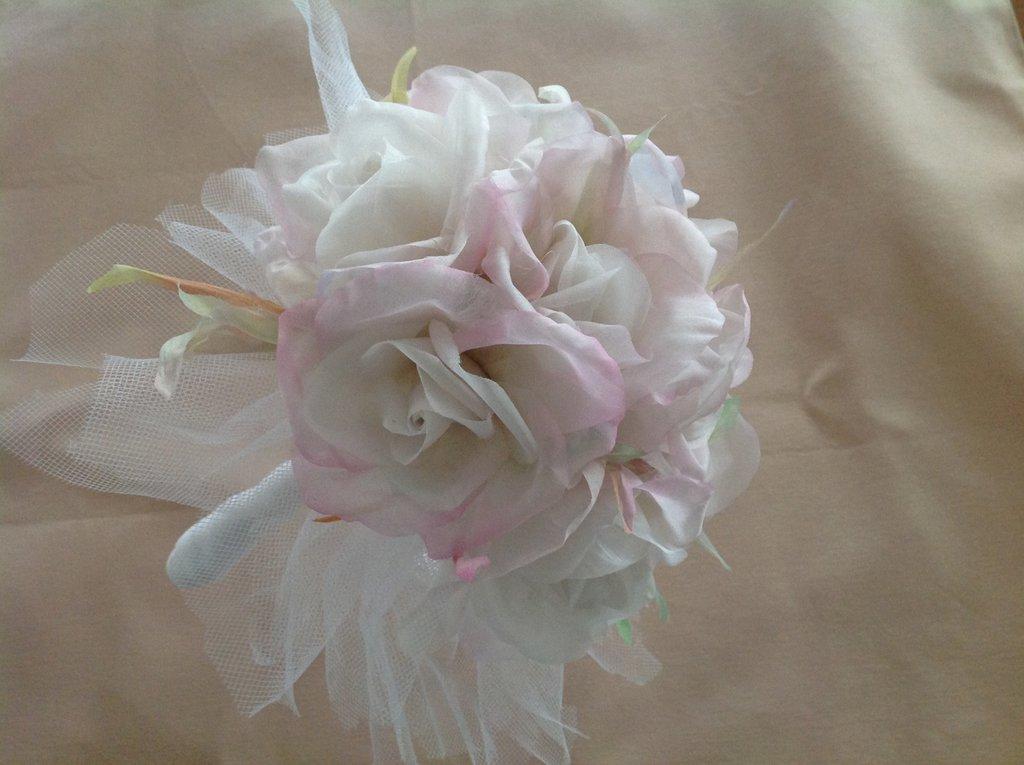Bouquet per sposa e damigella