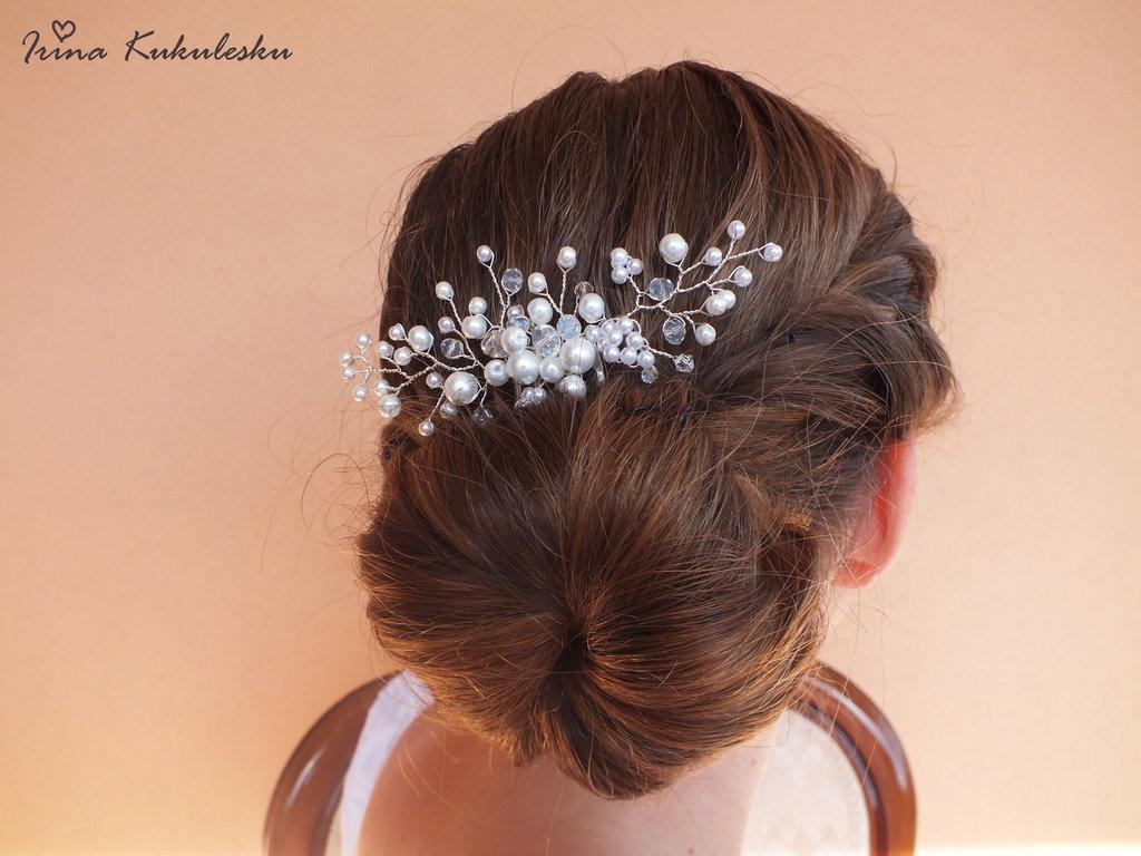 Pettine per i capelli della sposa