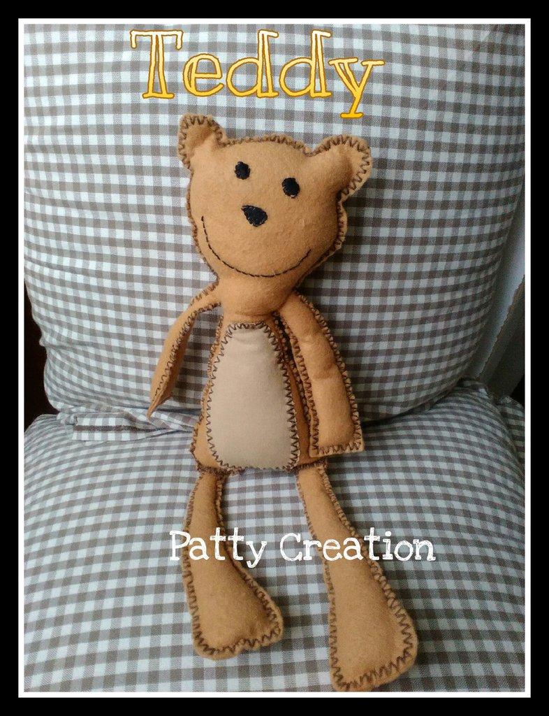 Teddy Amico di Topo Tip