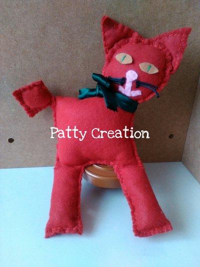 Il gatto rosso
