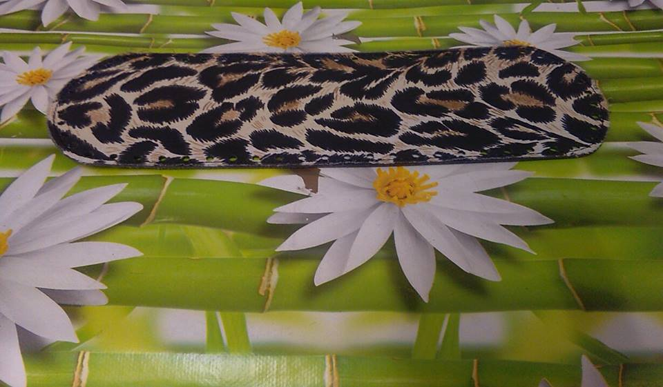 fondo ovale 12x36 leopardato
