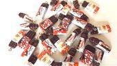 OFFERTA ESTATE PREZZI PAZZI - LOTTO STOCK 20  pezzi  MISTI SNACK - kinder cereali - kinder bueno - duplo - kitkat  - fimo