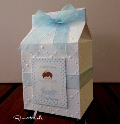 Scatolina portaconfetti by Romanticards