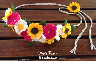 Coroncina by Little Rose Handmade
