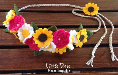 Coroncina by Little Rose Handmade