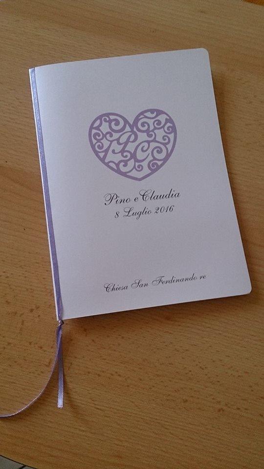 libretto messa lilla