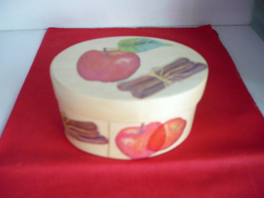 scatola mela