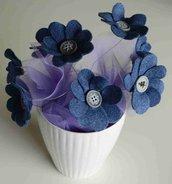 Vaso fiori centrotavola