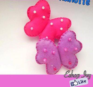 Bomboniere battesimo bimba farfalla rosa fucsia vari colori bomboniera compleanno magnete portachiavi