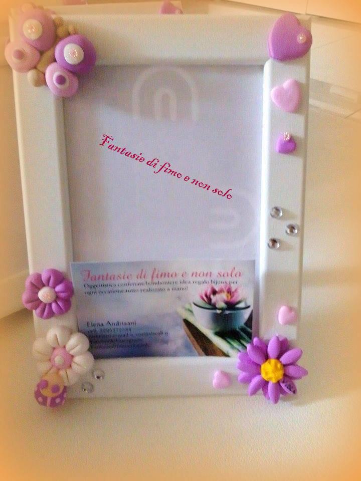 Favorito Cornici personalizzate bomboniere per battesimo - Feste  YV34