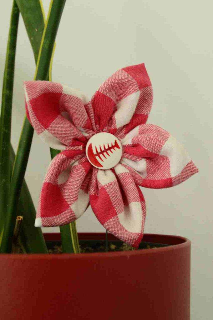 Decorazione vaso fiore