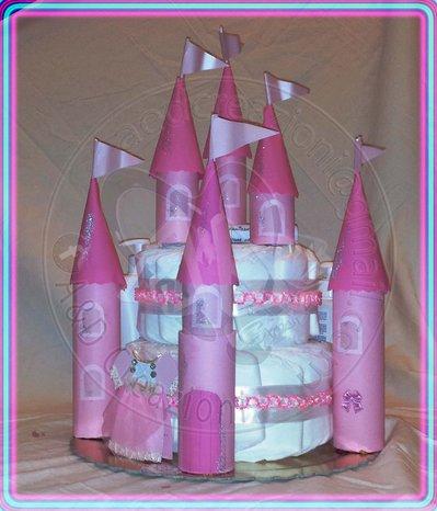 Castello di pannolini