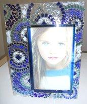 cornice vetro mosaico