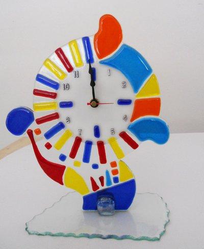 orologio da tavolo arlecchino