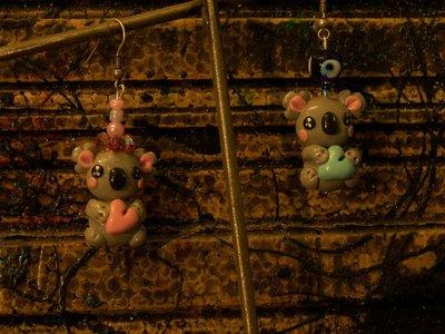 orecchini Koala