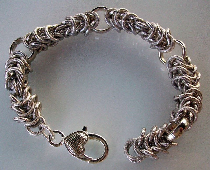 BRACCIALE INCA CHAINMAILLE