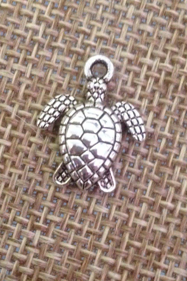 ciondolo a forma di tartaruga