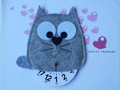 disco orario Gatto