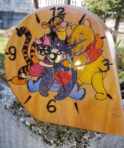 orologio Winnie Pooh