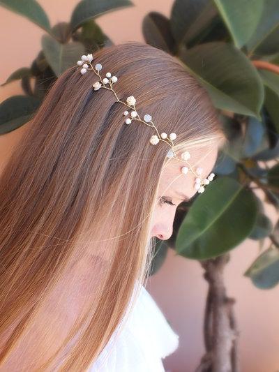 Corona per la sposa